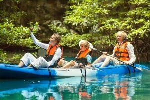 A Sea Kayak Trip Can Be an Adventure